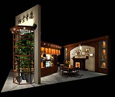 展览搭建商展会注意事项和设计搭建风格